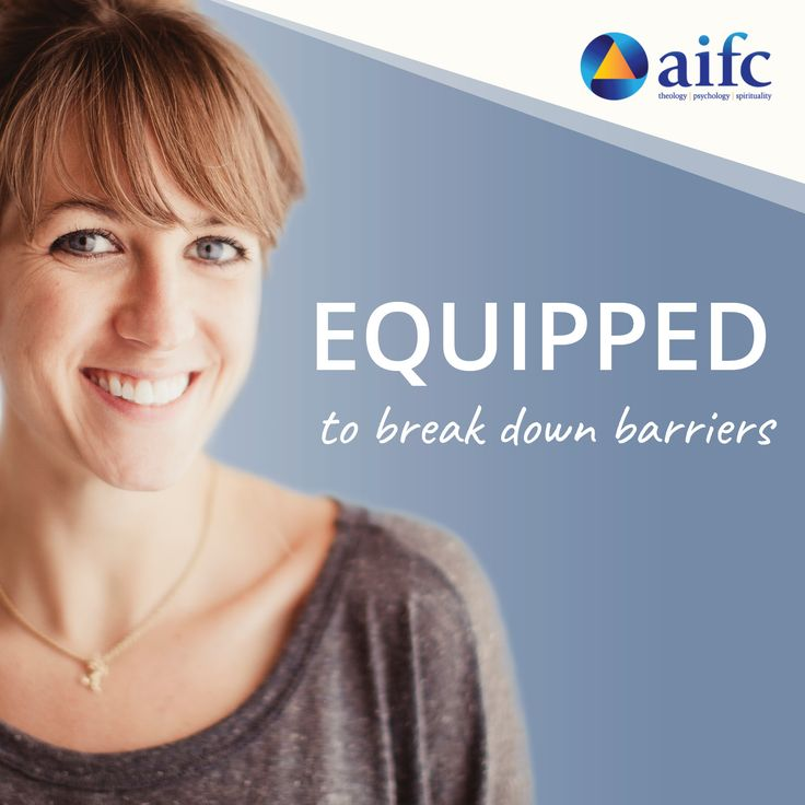 Enrol into aifc's accredited Christian Counselling courses and equip yourself with skills to help the hurting.