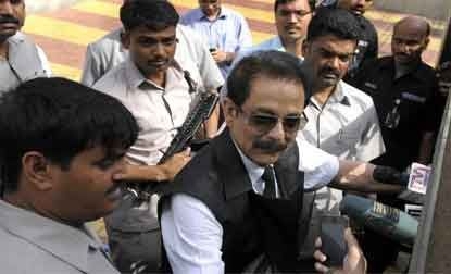 Subrata Roy: Sahara chairman arrested in Lucknow