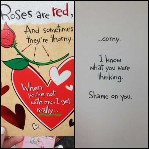 144 best Corny but Cute images – Crazy Valentine Cards