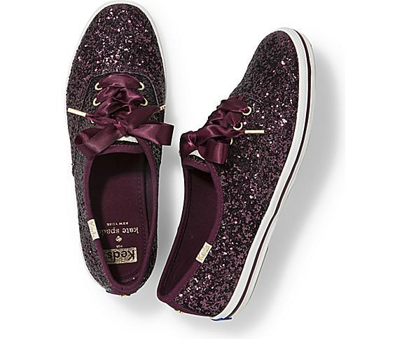 523a73a309b KEDS X kate spade new york CHAMPION GLITTER
