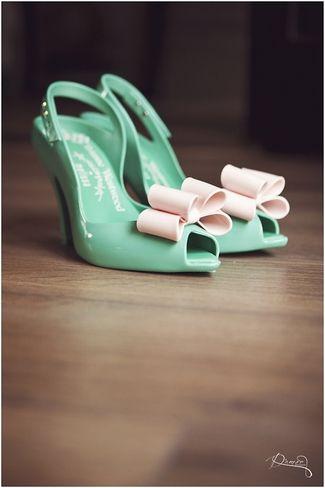 Romantic Peach & Mint Melissa & Vivienne Westwood | Vintage Molenvliet Wedding | Confetti Daydreams #shoes #escarpins #chaussures #mariée #mariage #wedding