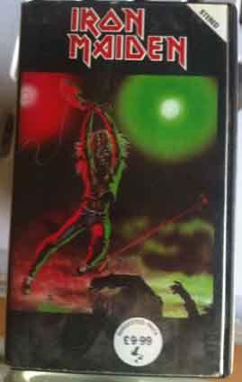 1. Iron Maiden (first live)