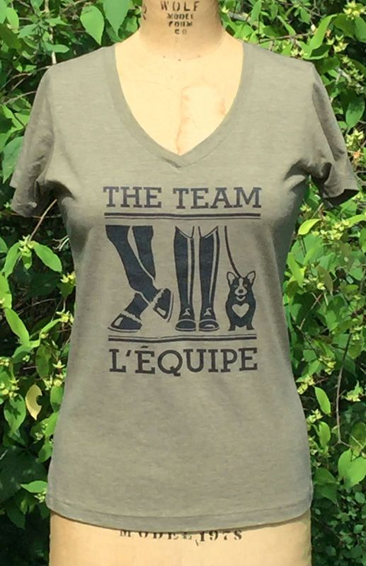 The Team Shirt - Sage - product images  of