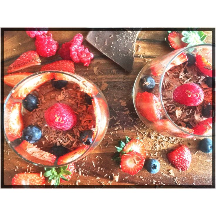 Vegan chocolate mousse using sugarcane juice