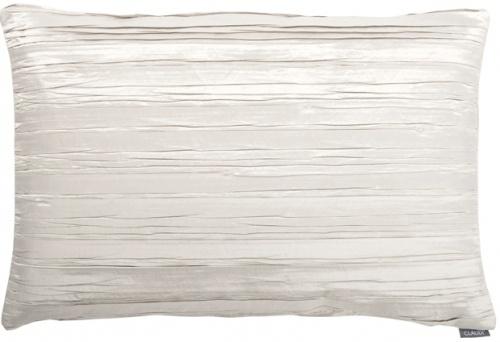 Claudi : Exclusieve kussens Valerio White 40x60 cm