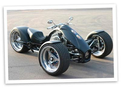 Three Wheel Trike Motorcycle | Three wheeled motorcycles