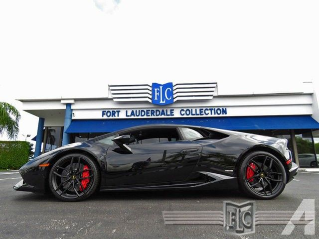 2015 Lamborghini Huracan Price On Request for Sale in Pompano Beach, Florida Classified | AmericanListed.com