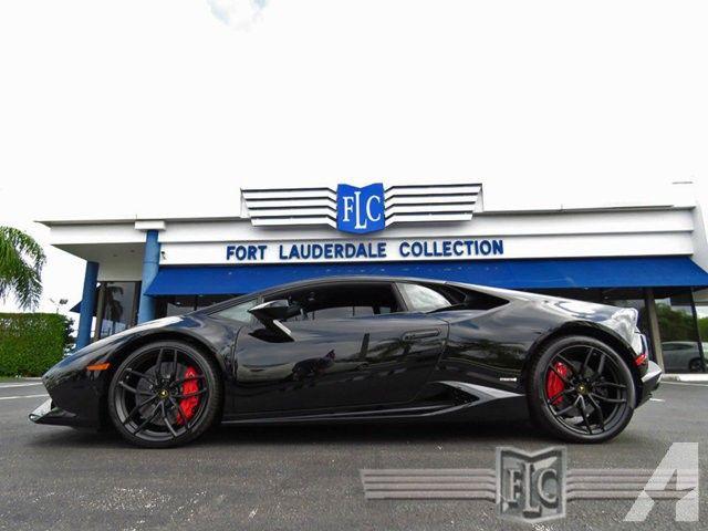 2015 Lamborghini Huracan Price On Request for Sale in Pompano Beach, Florida Classified | AmericanListed.com