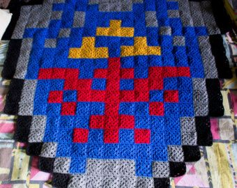 Baby Zelda Knitting Pattern : legend of zelda crochet baby blanket pattern - Google ...