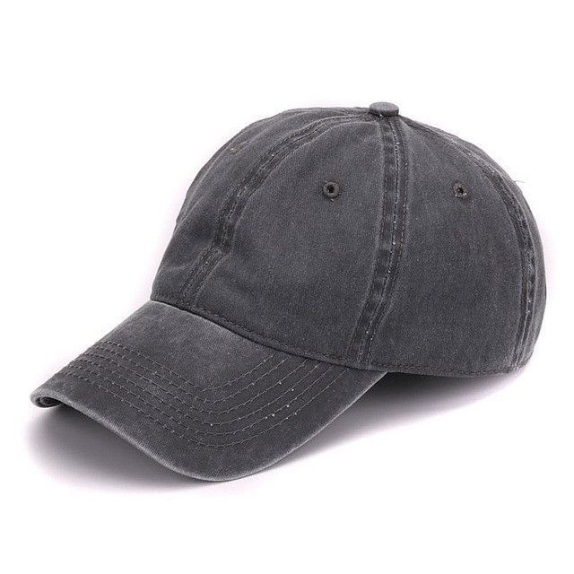 Plain dyed sand washed 100% soft cotton cap blank baseball caps dad hat no embroidery sport mens cap and hat for men and women