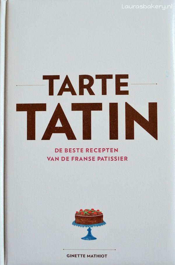 Het boek Tarte Tatin is een Franse klassieker dat je de kunsten van Franse patisserie leert beheersen. Met ruim 1000 recepten is er meer dan genoeg keuze.