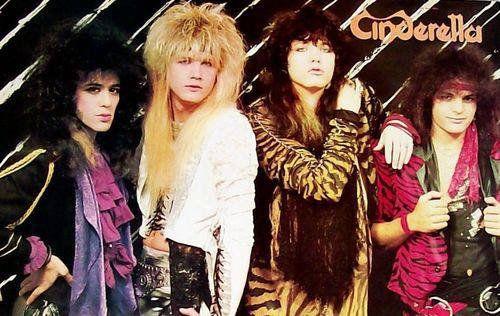 cinderella band | Glam Metal Hard Rock