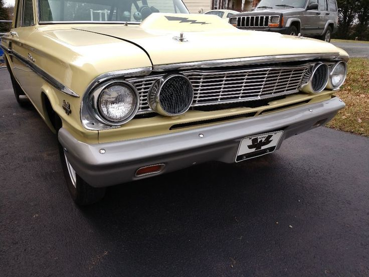 1964 Ford Fairlane 500 for sale Ford fairlane 500