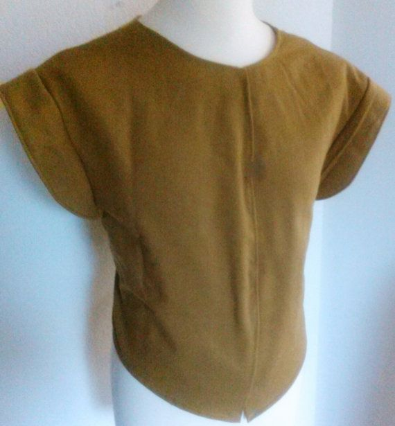 Custom Traveler's Doublet in Linen by ChickenVicious on Etsy