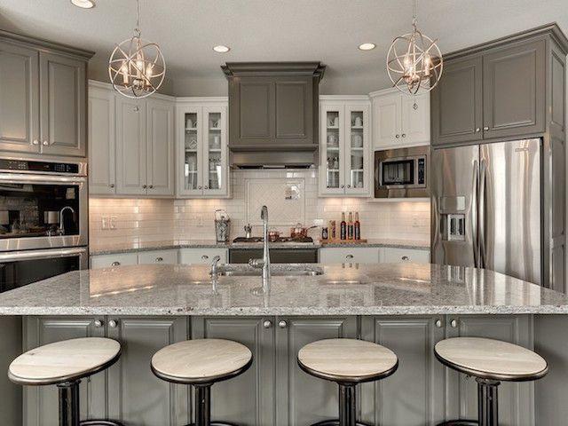 best ideas about White Granite Kitchen on Pinterest Granite kitchen ...
