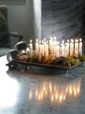 SPACE FOR INSPIRATION: Christmas spirit