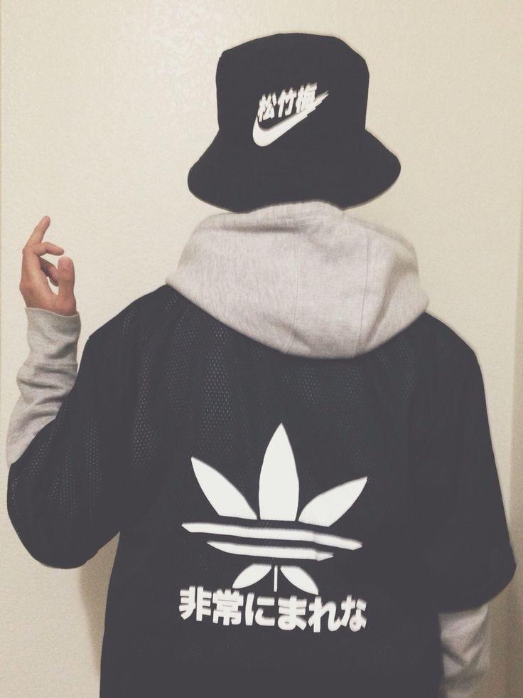 tumblr adidas sweatshirt