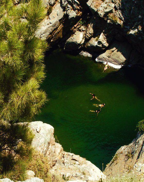 """angels' pools"".. Ikaria Island // by isl_gr (Mnesterophonia) on Flickr"