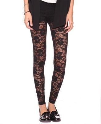 leggings: Black Lace, Floral Legs, Lace Floral, Lace Legs, Flowers Legs, Lace Leggings, Floral Lace, Tights Legs, Floral Dresses