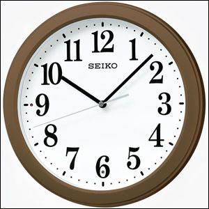 SEIKO セイコー クロック KX379B 電波掛け時計の最安値
