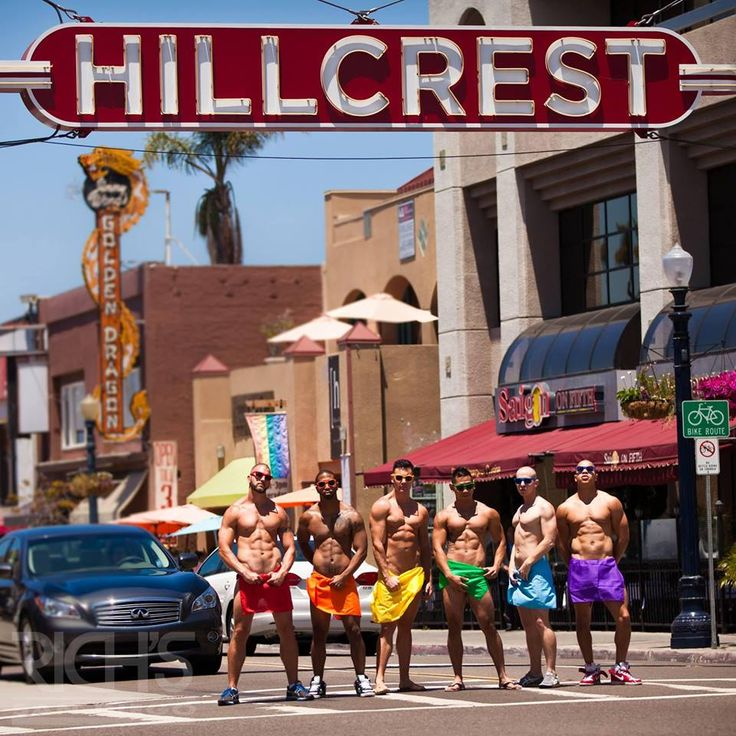 Good Restaurants Hillcrest San Diego