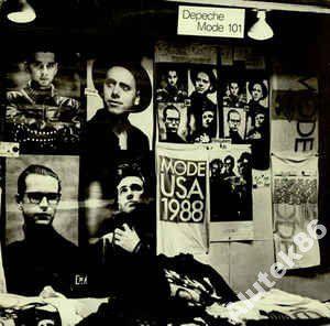 Depeche Mode  101   kompletna mute