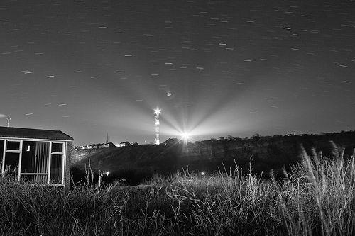 Sternenspuren & Leuchtturm - Helgoländer Nächte | pixelpiraten.net