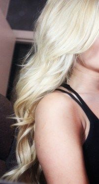 BELLAMI HAIR EXTENSIONS-BEACH BLONDE. Just bought these, can't wait to see!!! Thanks to Jaclyn Hills tutorial.