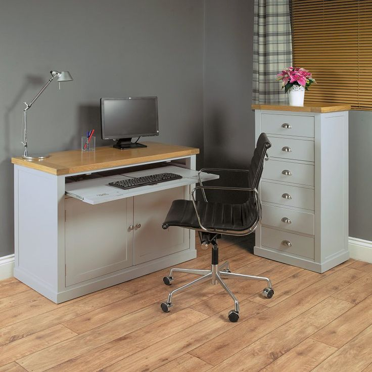 baumhaus hidden home office 2. chadwick satin lacquered oak hidden home office desk baumhaus space u0026 2