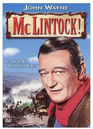 One of my favorite John Wayne movies