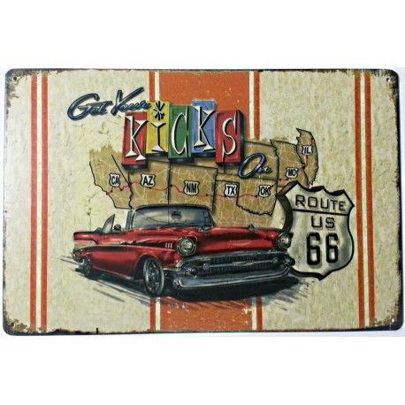 17 meilleures id es propos de d cor route 66 sur pinterest route 66 th me route 66 et carte. Black Bedroom Furniture Sets. Home Design Ideas