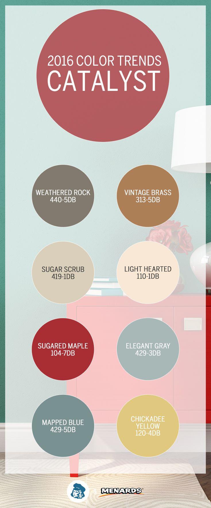 Bold And Bright 2016 Living Room Color Trends Color Print Style Trends 2016 18 En Pinterest Patrones De Color