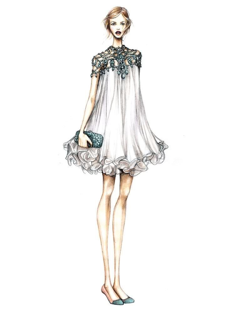 1789 Best Fashion Sketches Images On Pinterest Drawings Of Fashion Illustrations And Fashion