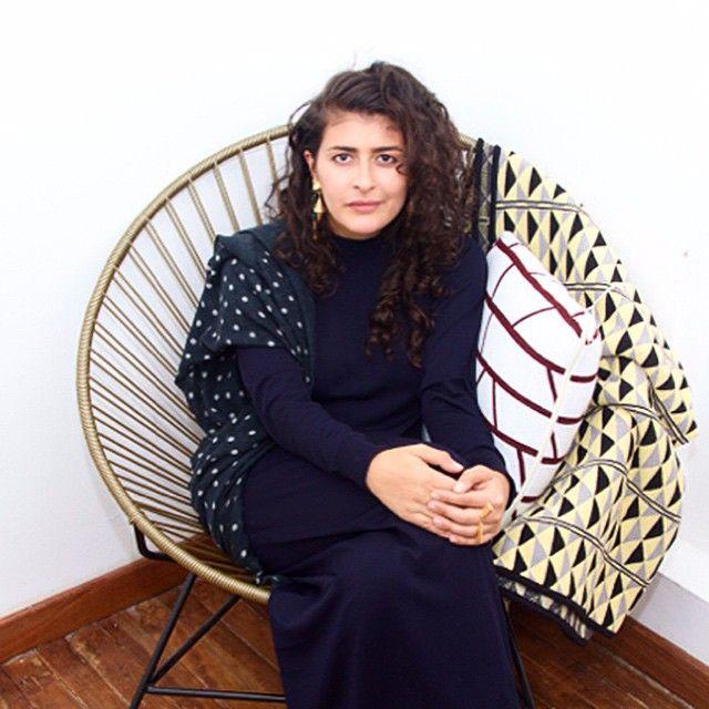 @ayshabilgrami en @fashion_radicals ! Encuentra todas sus joyas contemporáneas que celebran tradiciones en #8424estudio