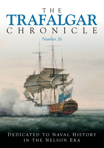 The Trafalgar Chronicle- A must have! Grab yours here http://www.pen-and-sword.co.uk/The-Trafalgar-Chronicle-Paperback/p/12463