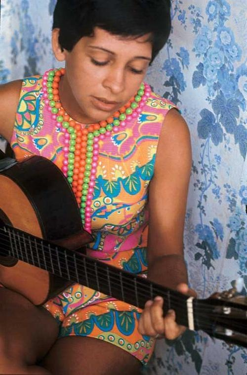 Gal Costa aos 19 anos <3 #brazil #music #mpb