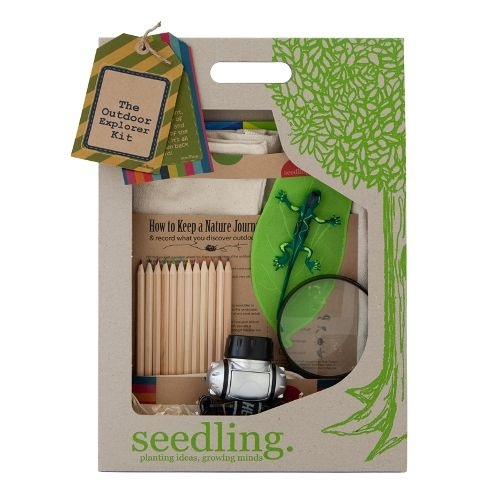 Seedling The Outdoor Explorer Kit - Shop By - Kids Gift Box