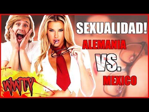 Sexualidad y Educación: MÉXICO VS ALEMANIA  Makalakesh y WeroWeroTV WWTV - Vivir en Alemania