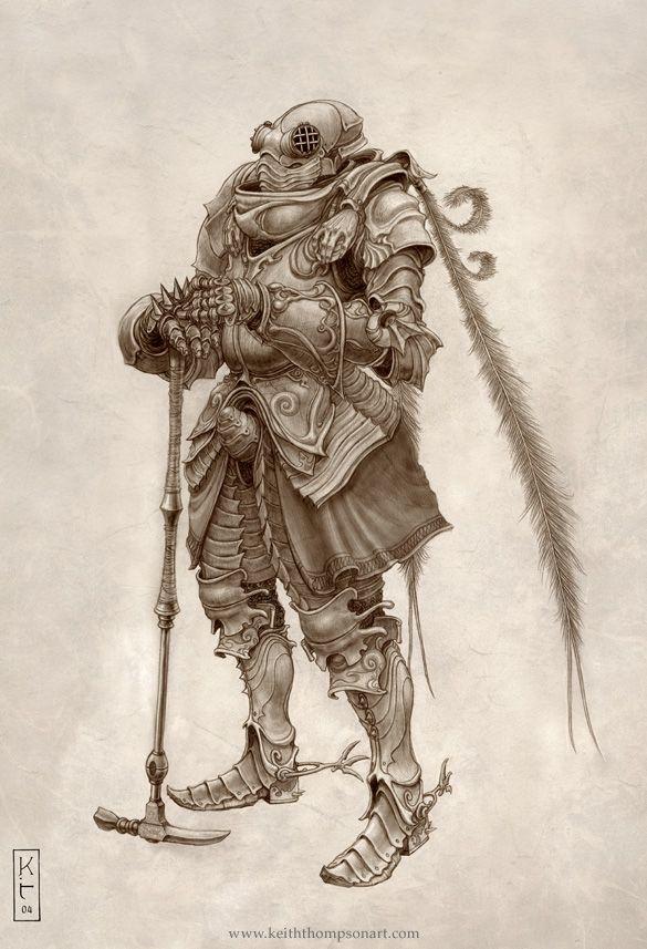 Character Design Techniques Keith Thompson : Best james harren images on pinterest