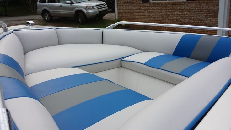 Best 25 boat upholstery ideas on pinterest upholstery upholstery pins and diy boat interior for Boat interior restoration near me