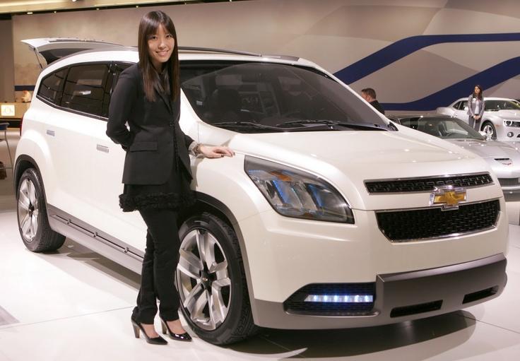 Chevrolet Orlando Concept #chevroletOrlando #chevrolet #orlando