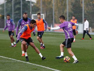Previa Atletico de Madrid-Real Madrid:Algo mas que el liderato en juego