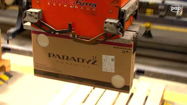 Ceramika Paradyż jest jednym z czołowych, polskich producentów płytek ceramicznych. Zobaczcie specjalny materiał przygotowany przez Polską Agencję Prasową aby dowiedzieć się więcej o naszej działalności.