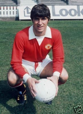 Martin Buchan Man Utd Le...