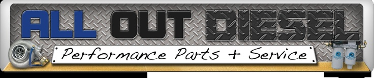 All Out Diesel performance parts and accessories.