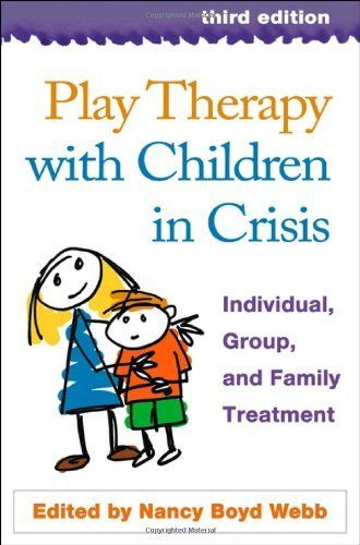 Play Therapy with Children in Crisis, Third Edition: Individual, Group, and Family Treatment.  Effective, creative approaches to helping children who have experienced such stressful situations as parental death or divorce, abuse and neglect, violence in the school or community, and natural disasters.