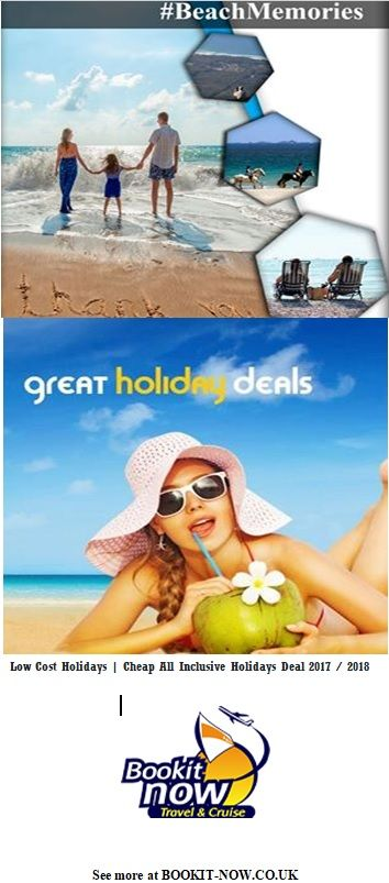 Head off for a surprising escape with Low Cost Holidays either with family, group or solo. Call our experts on 0203 598 4727 and take off the stress of planning, budgeting and booking for your holiday.