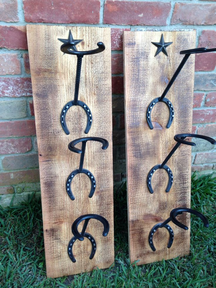 Cowboy Hat Rack                                                                                                                                                                                 More
