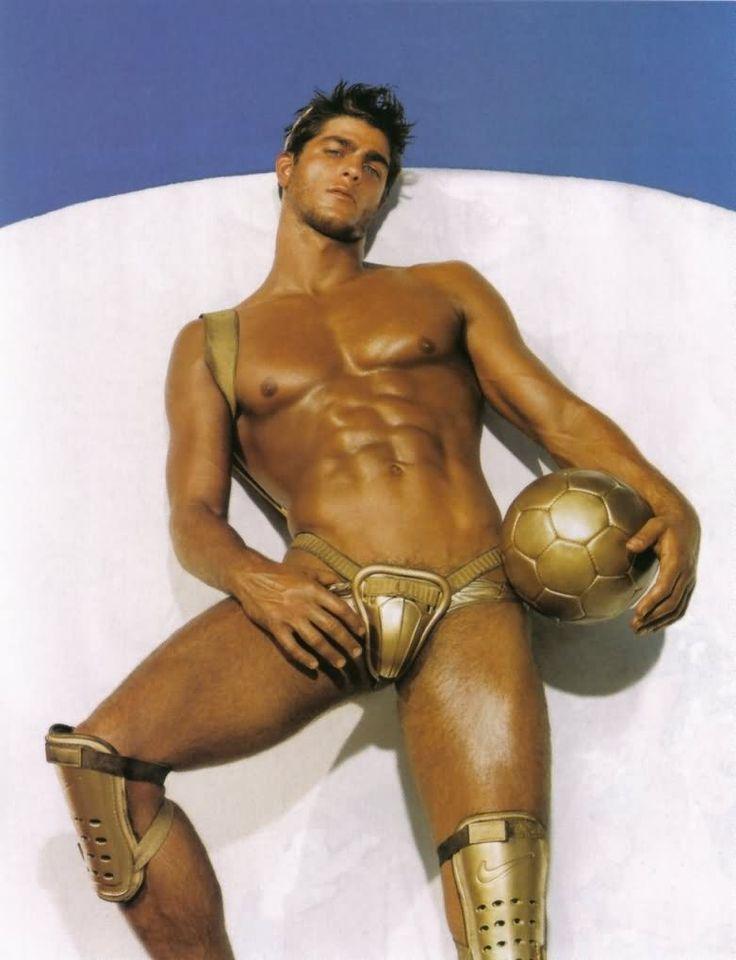 Top Brazilian Male Models | Evandro Soldati | Rodrigo Calazans | Arthur Sales | homorazzi.com