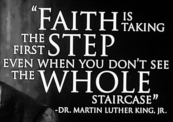 """faith quote  also quoted in the book """"The Secret""""  perfect"""